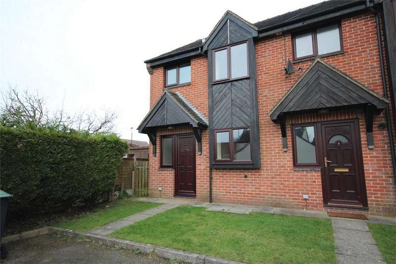 2 Bedrooms End Of Terrace House for sale in Roadmeadow Close, Ashbourne, Derbyshire