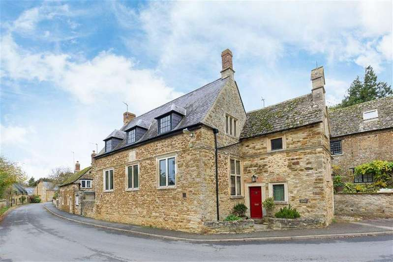 4 Bedrooms Detached House for sale in North Side, Steeple Aston