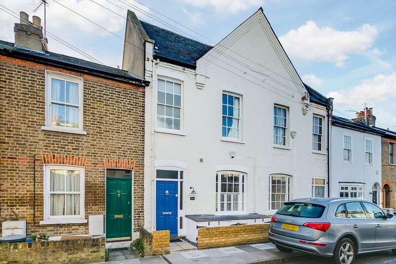 3 Bedrooms Terraced House for sale in Westfields Avenue, Barnes