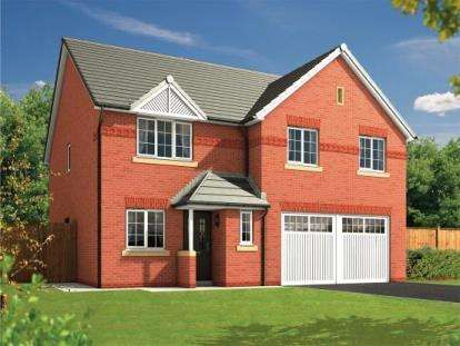House for sale in Bluebell Walk, Gib Lane, Blackburn