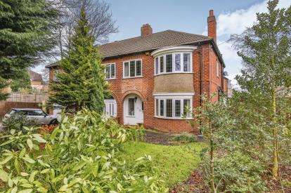 4 Bedrooms Semi Detached House for sale in Carmel Road North, Darlington, County Durham, Darlington