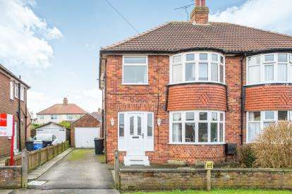 3 Bedrooms Semi Detached House for sale in Derwent Road, Harrogate, North Yorkshire