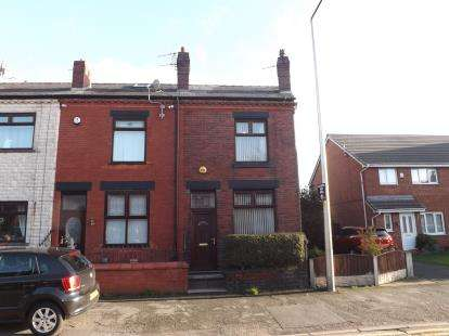 3 Bedrooms End Of Terrace House for sale in Bank Street, Golborne, Warrington, Greater Manchester