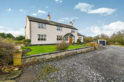 3 Bedrooms Detached House for sale in Tan House Lane, Burtonwood, Warrington, Cheshire