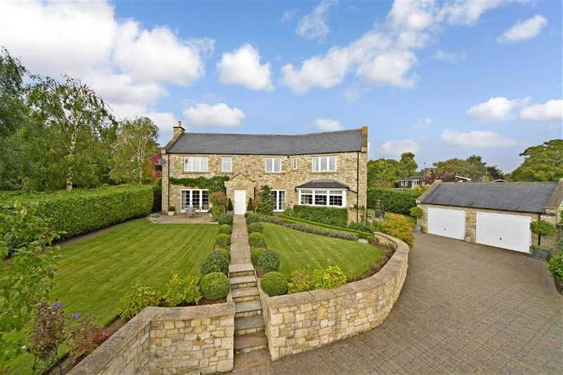 4 Bedrooms Detached House for sale in Sicklinghall Road, Sicklinghall, West Yorkshire
