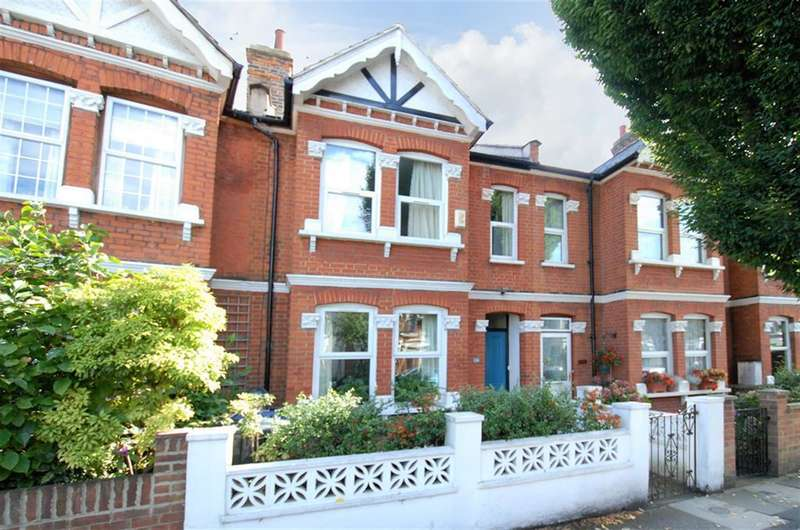 4 Bedrooms Terraced House for sale in Regina Terrace, Ealing, London, W13 9HY