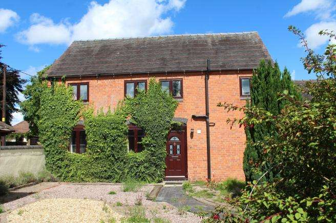 3 Bedrooms Barn Conversion Character Property for sale in 1 Manor Barns, Preston-on-the-Weald-Moors, Telford, Shropshire, TF6 6DH