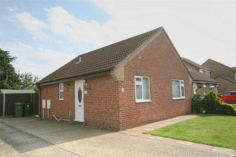 2 Bedrooms Detached Bungalow for sale in Arlington Close, NR17 2NF, Attleborough, ATTLEBOROUGH, Norfolk