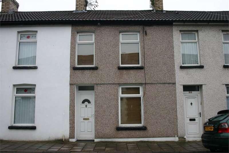2 Bedrooms Terraced House for sale in 65 East Street, Trallwn, Pontypridd, CF37 4PL