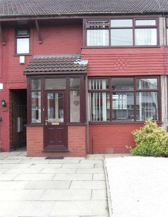 3 Bedrooms Town House for sale in Sandhurst Road, Rainhill, Prescot, Merseyside