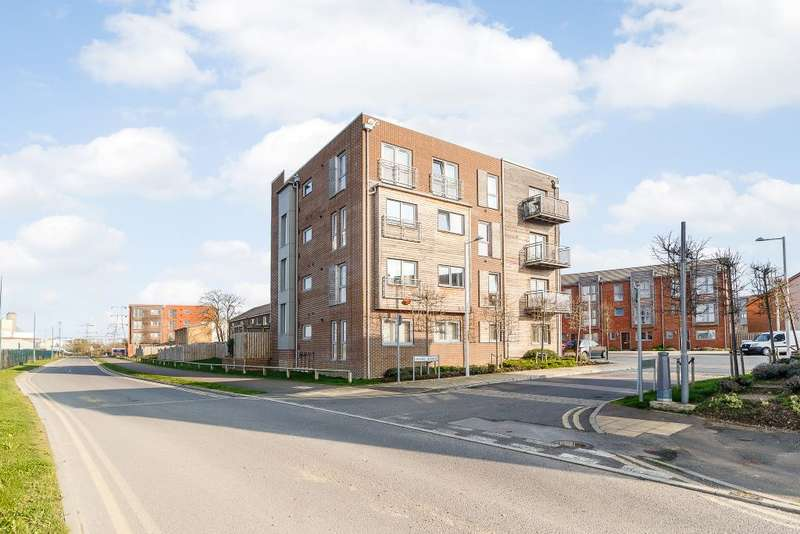 1 Bedroom Flat for sale in Star Star Mansions, Dartford, Kent DA1