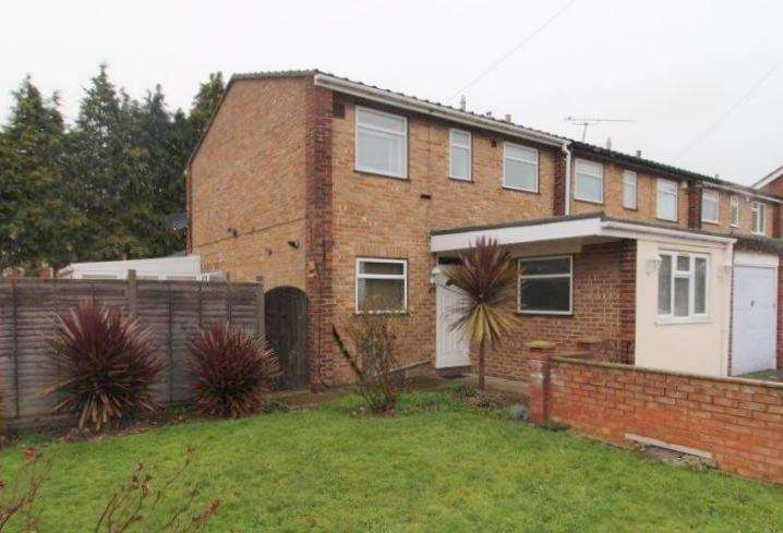 4 Bedrooms End Of Terrace House for rent in Hithermoor Road, Staines-upon-Thames, TW19