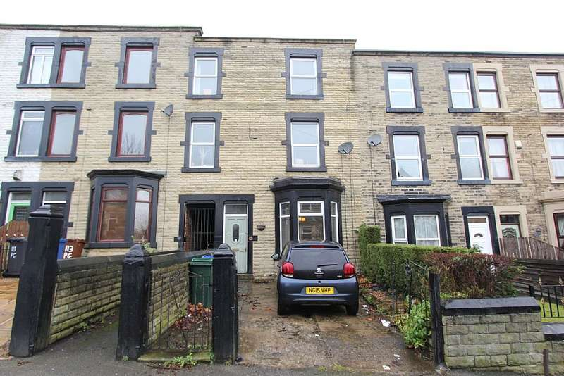 5 Bedrooms Terraced House for sale in Park Grove, BARNSLEY, Yorkshire, S70 1QE