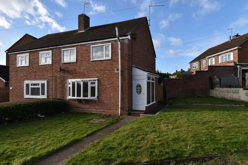 3 Bedrooms Semi Detached House for sale in Lyttleton Avenue, Bromsgrove, Worcestershire, B60