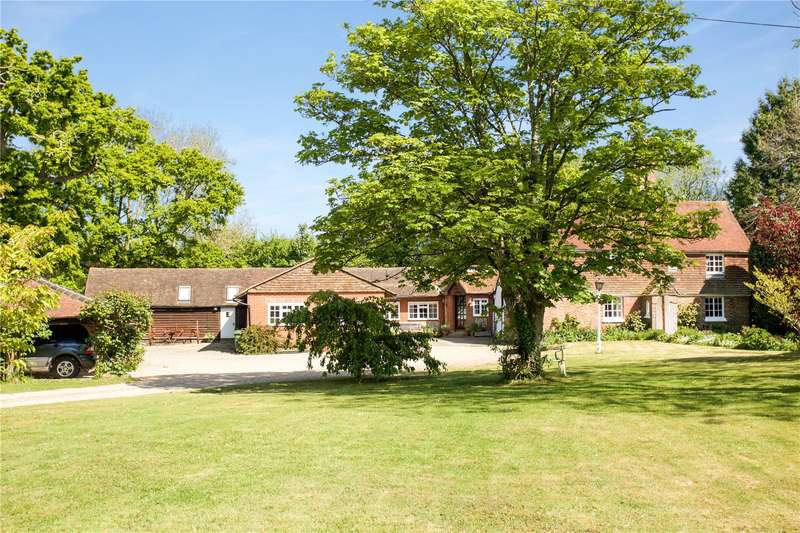 6 Bedrooms Detached House for sale in Streat Lane, Streat, Hassocks, East Sussex, BN6