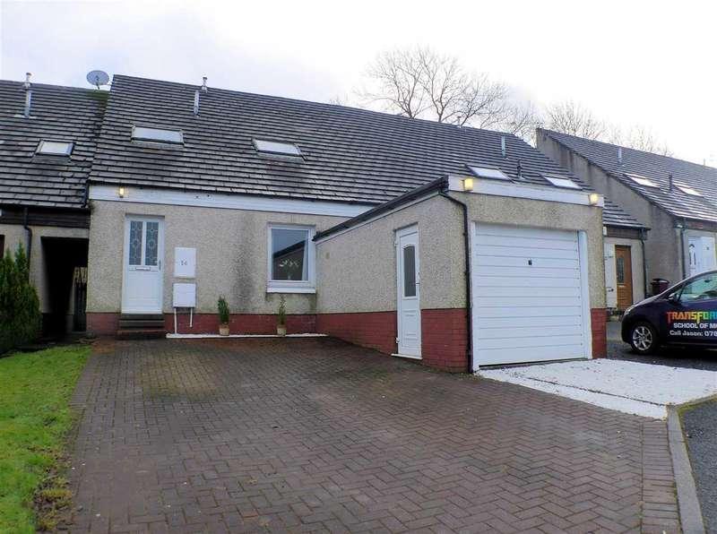 3 Bedrooms Terraced House for sale in Buttermere, Newlandsmuir, EAST KILBRIDE