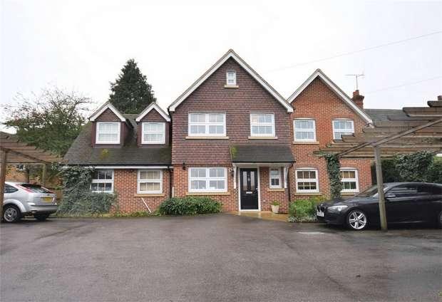 3 Bedrooms Terraced House for sale in 7a Westerham Road, Bessels Green, Sevenoaks, Kent