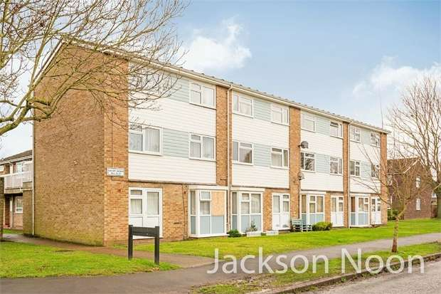 2 Bedrooms Maisonette Flat for sale in Gatley Avenue, West Ewell