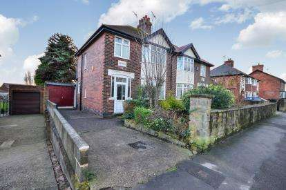 3 Bedrooms Semi Detached House for sale in Mansfield Road, Sutton-In-Ashfield, Nottinghamshire, Notts