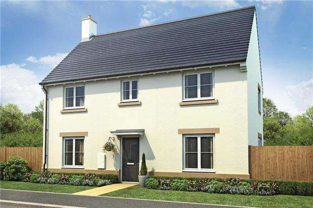 4 Bedrooms Detached House for sale in The Melton, Bishops Cleeve, Gloucestershire, GL52 8ER