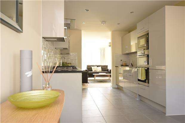 4 Bedrooms Link Detached House for sale in The Blagdon, Avon Valley Gardens, Bath Road, Keynsham, BRISTOL, BS31 1TF