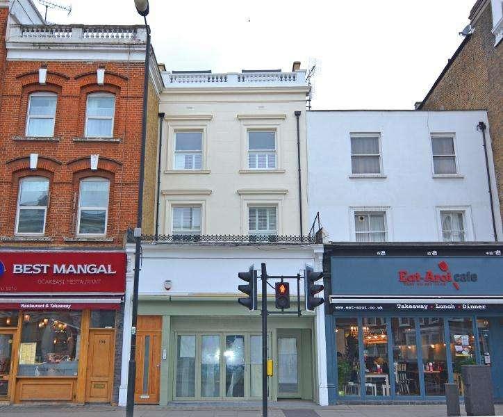 1 Bedroom Flat for sale in North End Road, West Kensington, W14