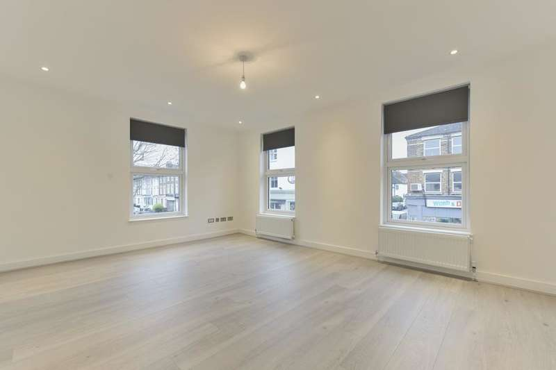 3 Bedrooms Flat for sale in Lordship Lane, London SE22