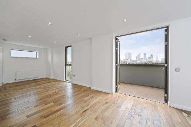 2 Bedrooms House for sale in Pitfield Street, Islington, London, N1