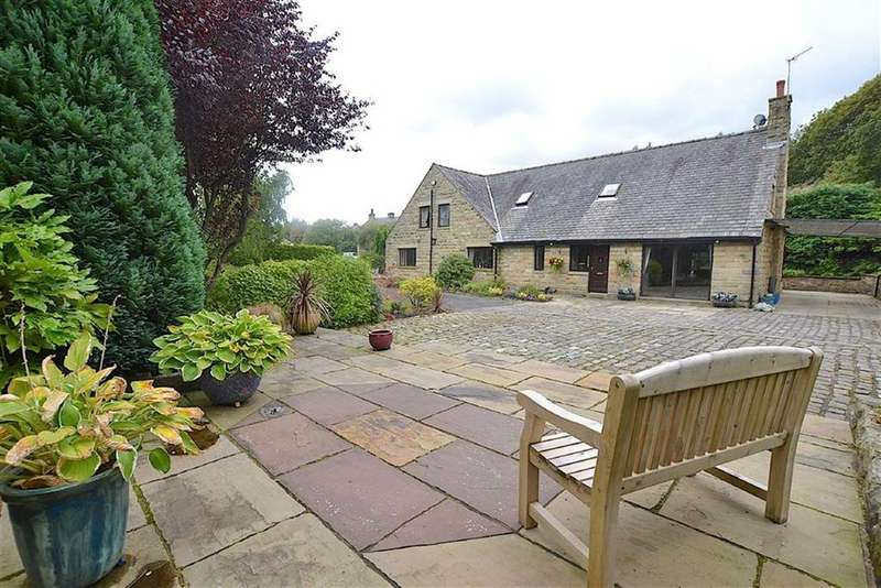 5 Bedrooms Detached House for sale in Burnley Road, Cliviger, Lancashire