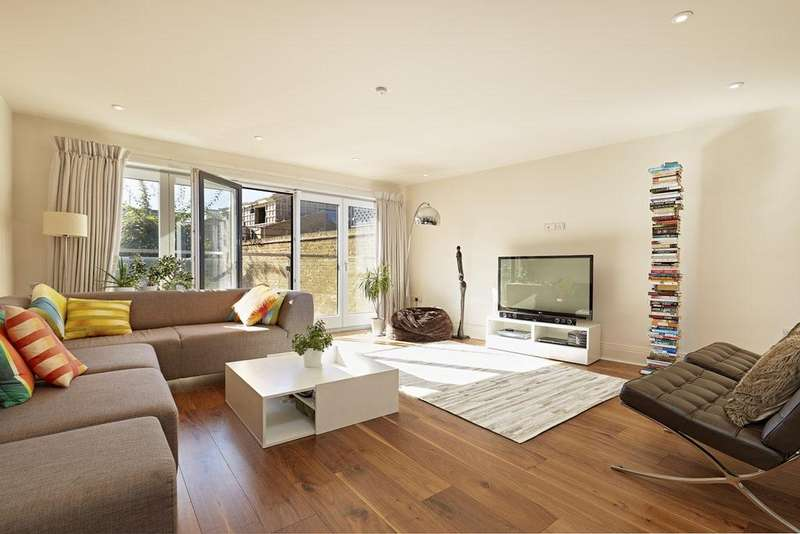 4 Bedrooms Terraced House for sale in Gayford Road, Shepherds Bush, London, W12