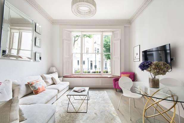 2 Bedrooms Flat for sale in Linden Gardens, London, W2