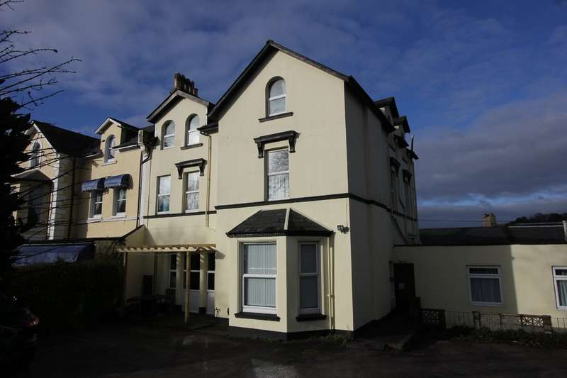 1 Bedroom Flat for sale in Falkland Road, Torquay