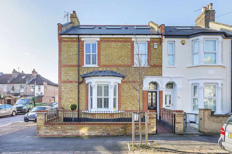 4 Bedrooms Property for sale in Belgrave Road, Walthamstow, London, E17