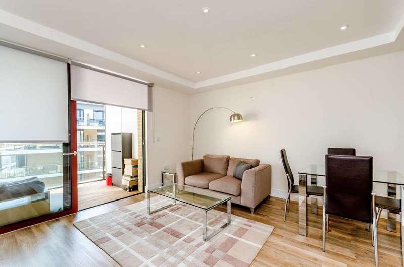 1 Bedroom Flat for sale in Knaresborough Drive, Earlsfield, SW18