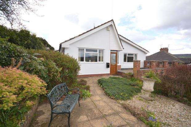 3 Bedrooms Detached Bungalow for sale in Griggs Lane, Sidmouth, Devon
