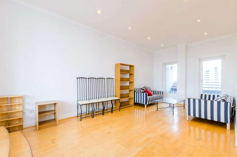 3 Bedrooms Flat for sale in Odessa Street, Canada Water, SE16