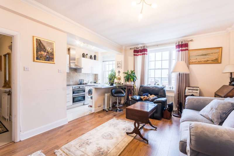 2 Bedrooms Flat for sale in Edgware Road, Marylebone, W2