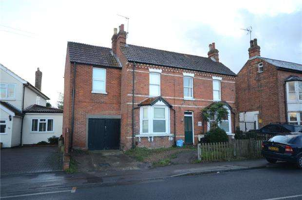 4 Bedrooms Detached House for sale in London Road, Wokingham, Berkshire
