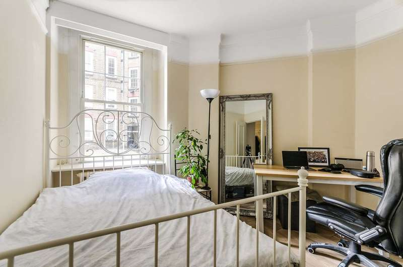 2 Bedrooms Flat for sale in North End House, West Kensington, W14