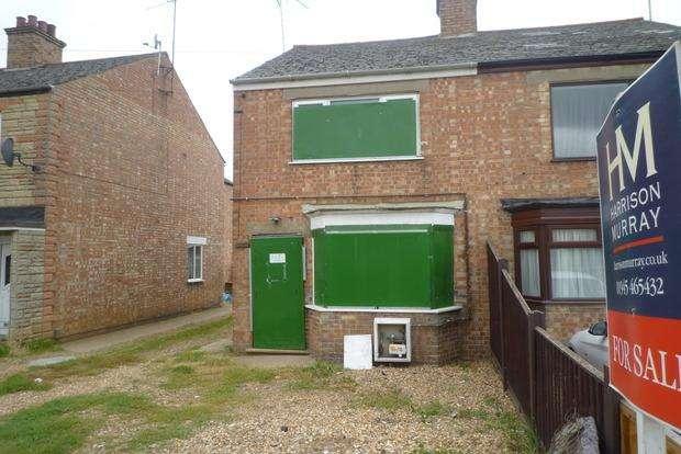 3 Bedrooms Semi Detached House for sale in Osborne Road, Wisbech, PE13
