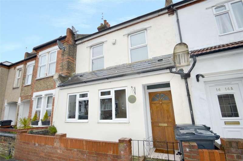 2 Bedrooms Apartment Flat for sale in Dartnell Road, Croydon