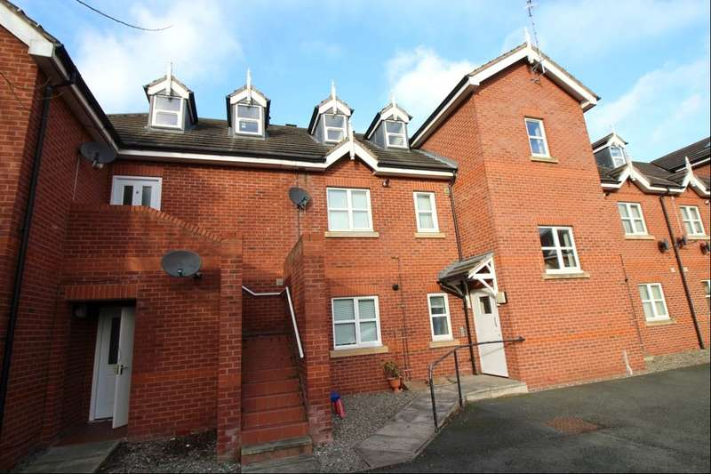 2 Bedrooms Flat for sale in High Street, Saltney, Chester, CH4