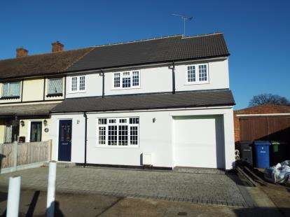 4 Bedrooms End Of Terrace House for sale in South Ockendon, Essex