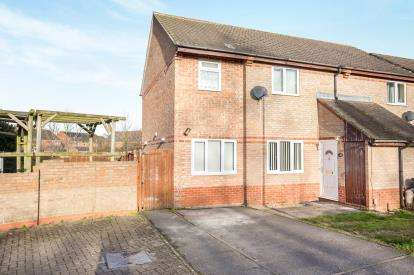 3 Bedrooms Semi Detached House for sale in Foxglove Close, Abbeymead, Gloucester, Gloucestershire