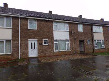 3 Bedrooms Terraced House for sale in Arden Walk, Bedford, Bedfordshire