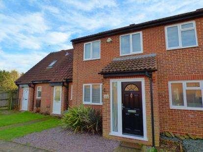 2 Bedrooms Terraced House for sale in Holt Drive, Colchester, Essex