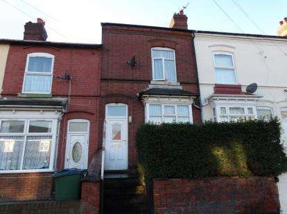 3 Bedrooms Terraced House for sale in Oxford Road, Smethwick, West Midlands