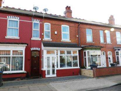 4 Bedrooms Terraced House for sale in Eastwood Road, Balsall Heath, Birmingham, West Midlands