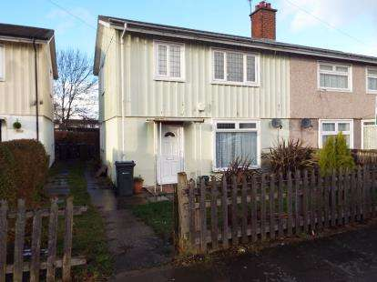 3 Bedrooms Semi Detached House for sale in Carnford Road, Sheldon, Birmingham, West Midlands