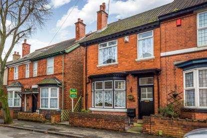 3 Bedrooms Detached House for sale in Brunswick Park Road, Wednesbury, West Midlands